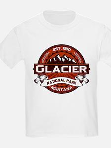 Glacier Crimson T-Shirt