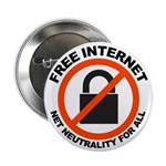 Net Neutrality Button (10 pack)