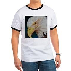 Men's Bald Eagle T