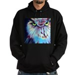 Women's Night Owl Hoodie (dark)