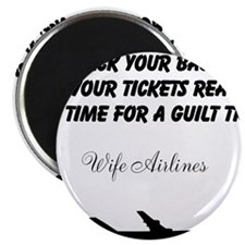 """Funny Get ready 2.25"""" Magnet (10 pack)"""