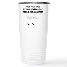 Unique Get ready Travel Mug