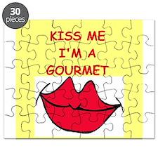 gourmet Puzzle