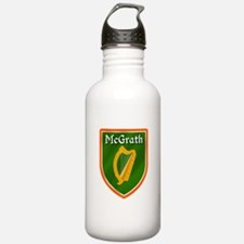 McGrath Family Crest Water Bottle
