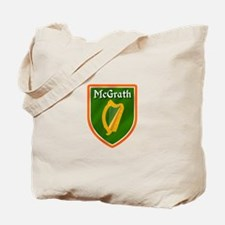 McGrath Family Crest Tote Bag