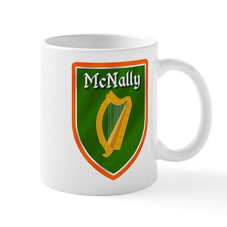 McNally Family Crest Mug