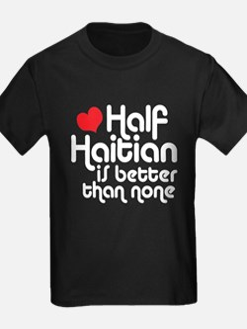 Half Haitian T