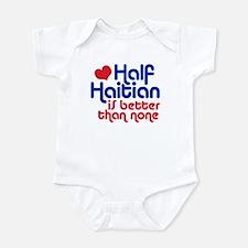 Half Haitian Infant Bodysuit