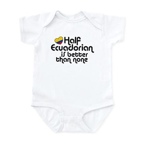 Half Ecuadorian Infant Bodysuit