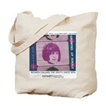 Growing Up Female Tote Bag