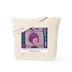 Growing Up Female Tote Bag