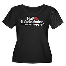Half El Salvadorian T