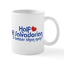 Half El Salvadorian Mug