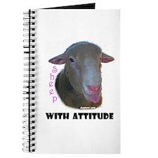 Attitude Sheep Journal ~ Ewephoric