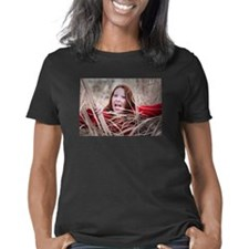 Cute Black history heart T-Shirt