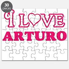 I Love Arturo Puzzle