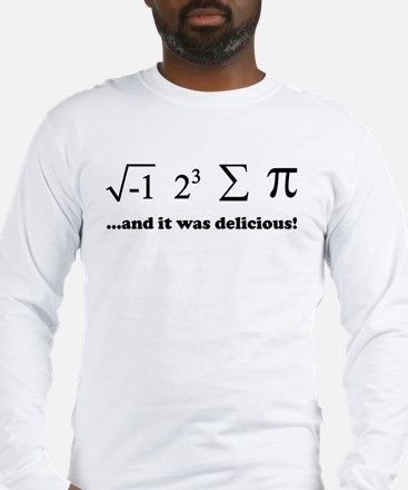 Delicious Long Sleeve T-Shirt