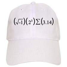 Ate Pi Baseball Cap