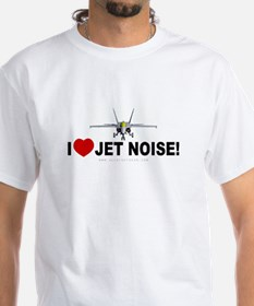 I Love Jet Noise Shirt