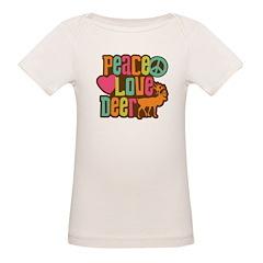 Peace Love Deer Tee