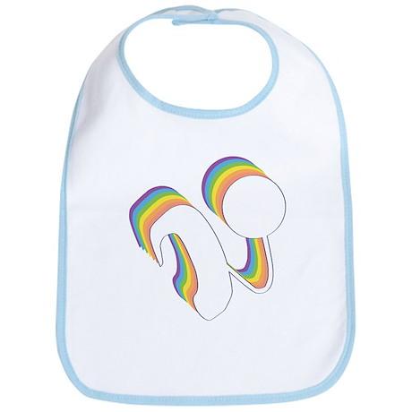 Rainbow Cochlear Implants Bib