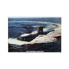 USS NAUTILUS Rectangle Magnet