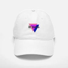"""Line """"Bi Pride"""" Baseball Baseball Cap"""