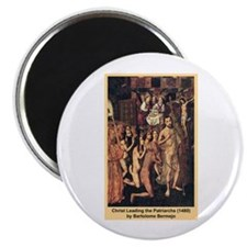 Christ Leading the Patriarchs Magnet
