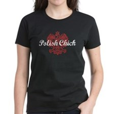 Polish Chick Tee