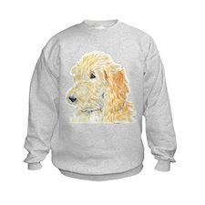 Cream Labradoodle 1 Sweatshirt