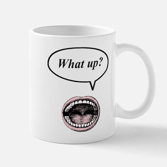 what up? Mug