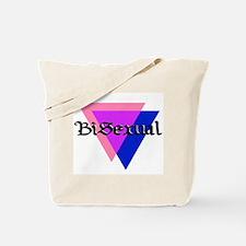 """Medieval """"BiSexual"""" Tote Bag"""