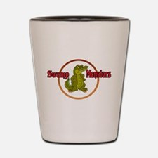 Swamp Monsters Shot Glass