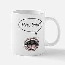 hey, babe! Small Small Mug