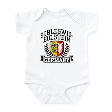 Schleswig Holstein Germany Infant Bodysuit