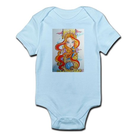 Original Art Infant Bodysuit