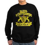 Baden Württemberg Germany Sweatshirt (dark)