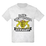 Baden Württemberg Germany Kids Light T-Shirt