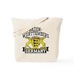 Baden Württemberg Germany Tote Bag