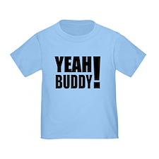 Yeah Buddy! (Black) T