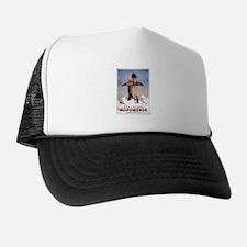 USSR Ice Cream Trucker Hat