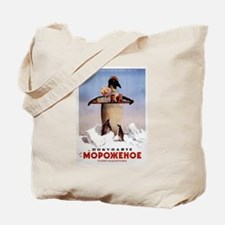 USSR Ice Cream Tote Bag