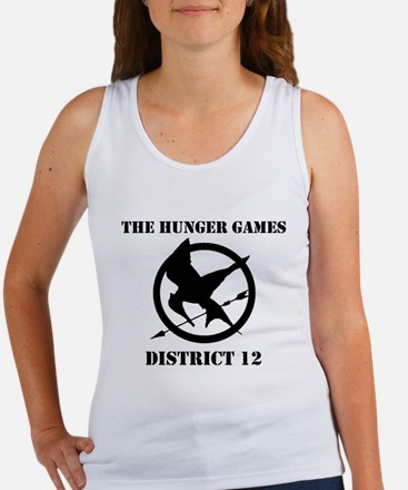 Hunger Games Women's Tank Top