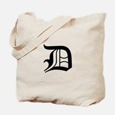 Cute Old english d Tote Bag