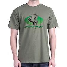 Golf Power Tools T-Shirt