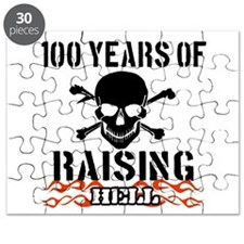 100 years of raising hell Puzzle