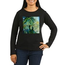 Cute Friesian horse T-Shirt