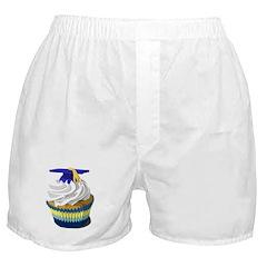 Graduation cupcake Boxer Shorts