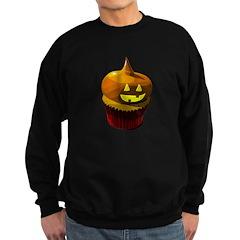 Halloween cupcake Sweatshirt