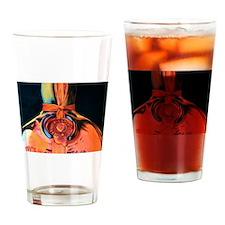 Dewars Drinking Glass